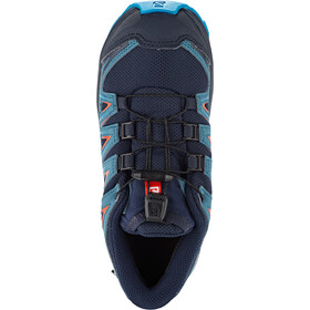 Salomon XA Pro 3D CSWP Shoes Jugend navy blazer/mallard blue/hawaiian